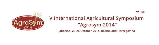 Agrosym2014